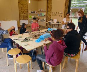 Young Peoples Art Education Workshops